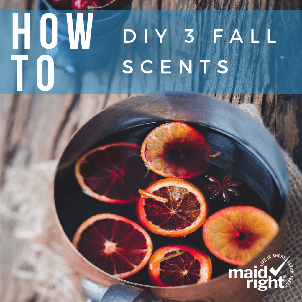 How To Diy 3 Fall Scents