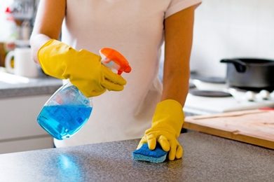 home cleaning services by maid right