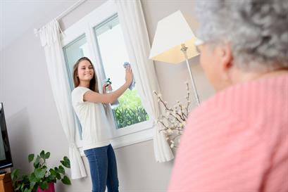 cleaning services for the elderly