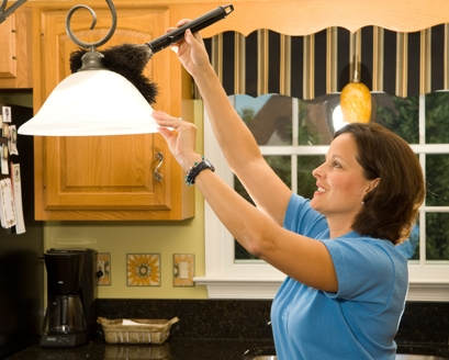 house cleaning service by Maid Right
