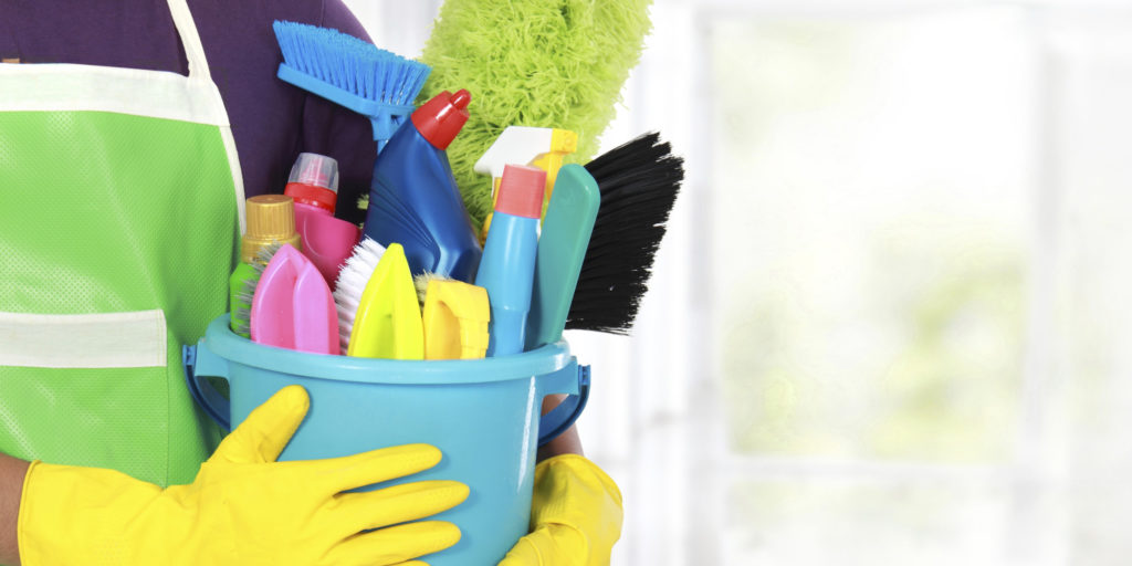 maid right of miami starting on summer cleaning checklist